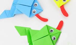 اوریگامی  و فایده های آن