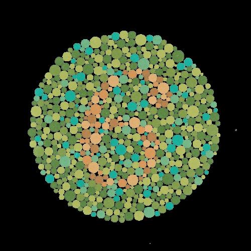 تقویت تشخیص شکل از زمینه با 45 تصویر پنهان