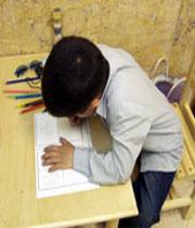 علل و درمان درشت نويسي دانش آموزان